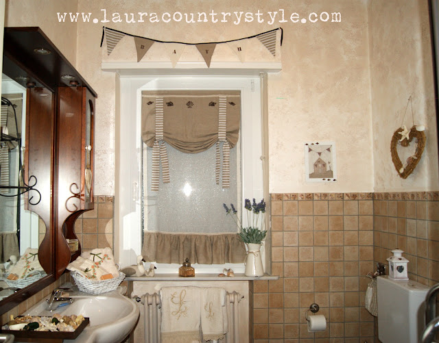 Laura country style giugno 2012 - Bagno stile country ...