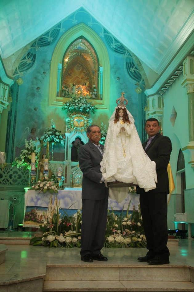 Bajada de la Virgen del Valle 2014