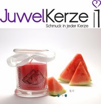 Scented Jewel Candles