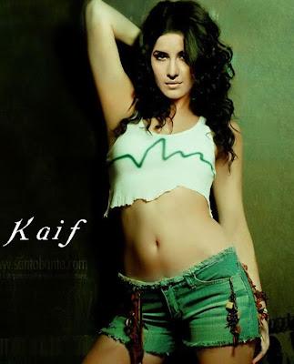 Sizziling Hot Katrina Kaif
