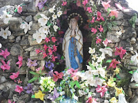 PEREGRINACIÓN 2018 A LA GRUTA DE NUESTRA SEÑORA DE LOURDES SANTIAGO MARIANO EN VILLA DE CURA, ESTAD