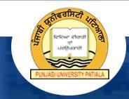 Punjabi University B.Com Professional Sem-3 Result