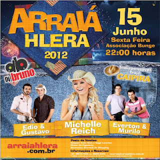 Arraia Hlera 2012 By Dj Bruno