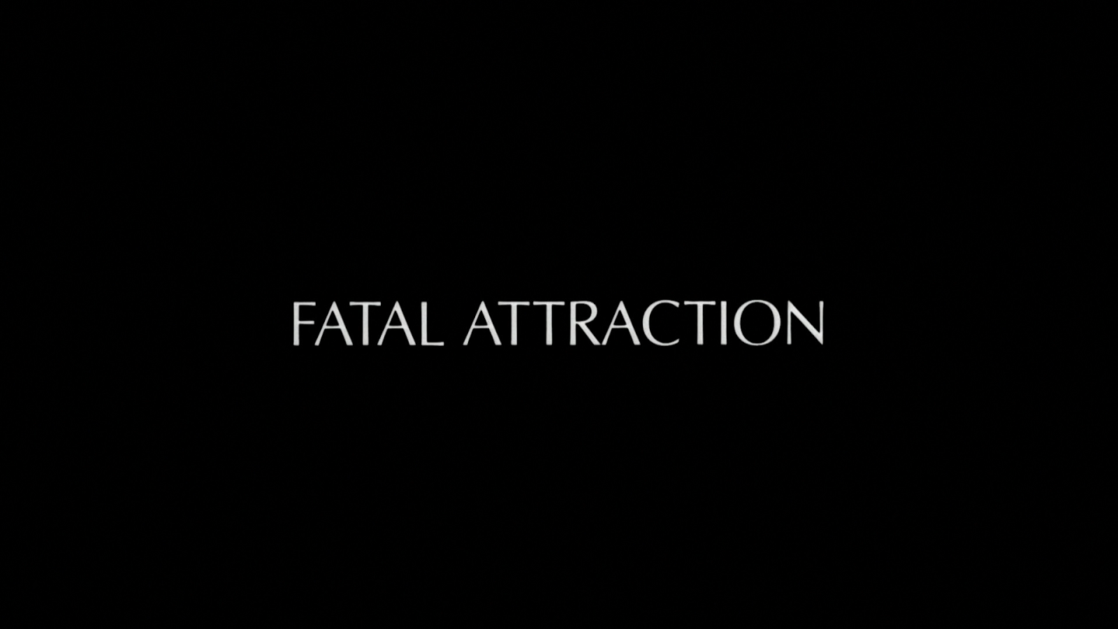 fatal attraction Fatal attraction 49k likes stylish and sexy, fatal attraction took audiences to terrifying new heights with its thrilling story of a casual encounter.