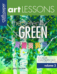 2015 March Art Lesson - Volume 3 GREEN