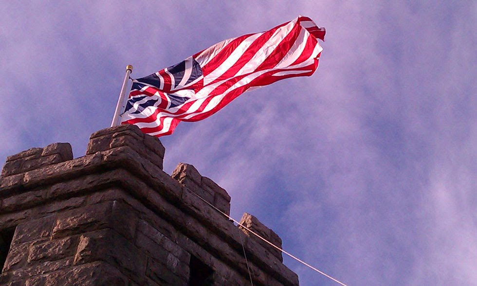 America's First Flag #1