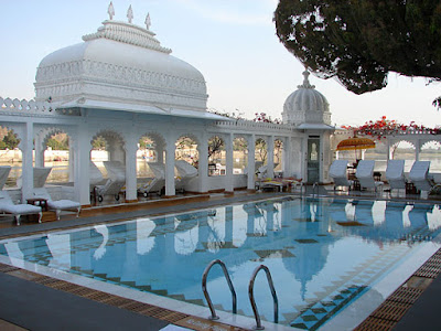 Pool in Udaipur