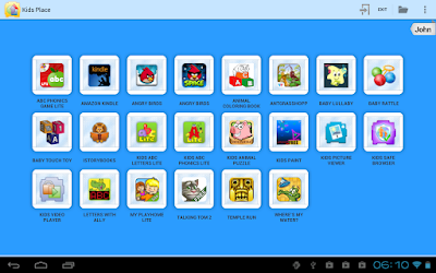 kids-place-app-main-surface