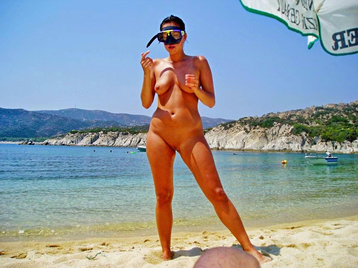 Фото голые в отпуске 10 фотография
