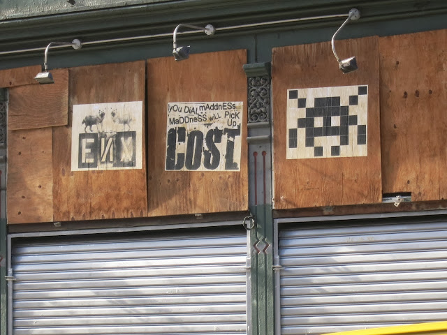 Third Part Of Our Coverage From Invader's Adventures In New York City With A New Series Of Invasions. 4