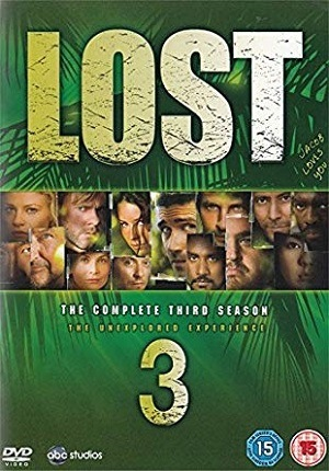 Lost - 3ª Temporada Séries Torrent Download capa