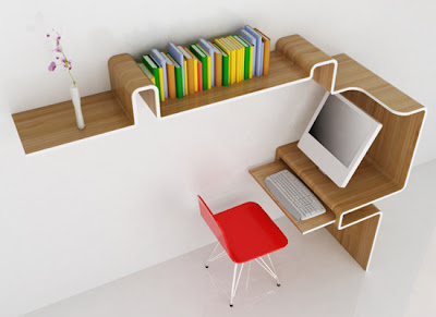 Creative Desks and Cool Desk Designs (16) 5