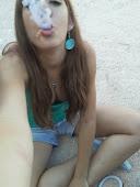 Los problemas me los fumo, los expulso por el humo
