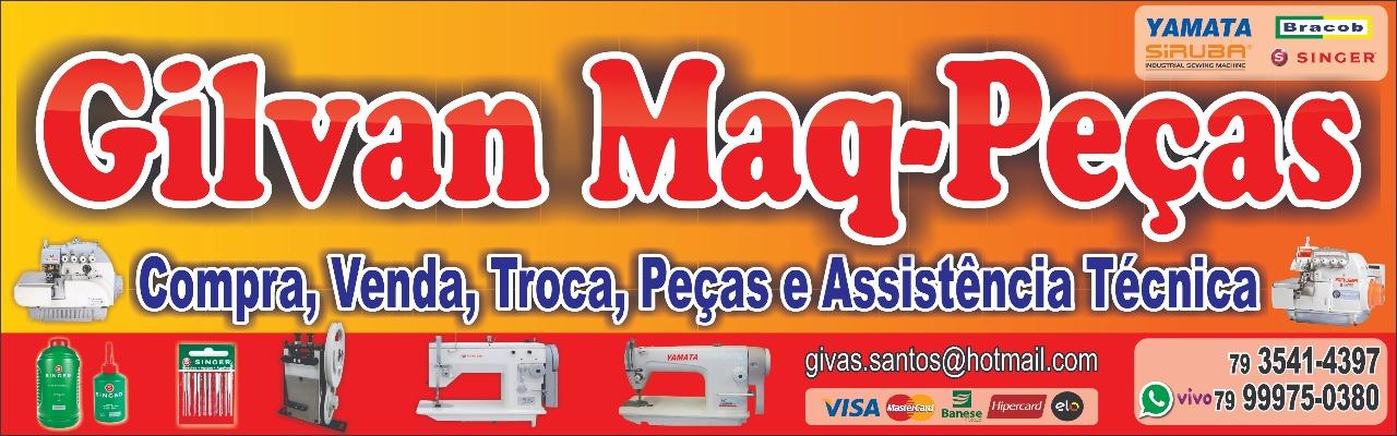 Gilvan Maq-Peças