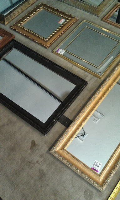 Focal Point Styling Gold Mirror Gallery Wall Focal Point