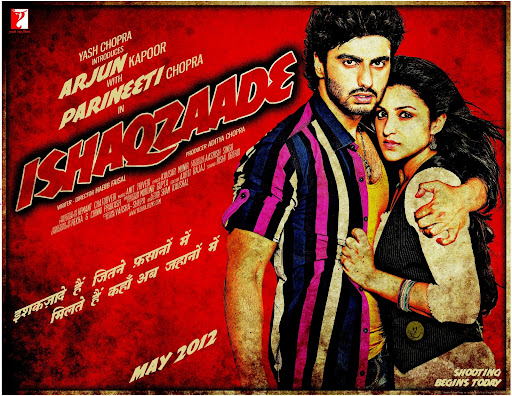 Ishaqzaade (2012) Bollywood Hindi film