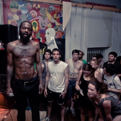 The Witzard Death Grips Sign To Epic Records Release