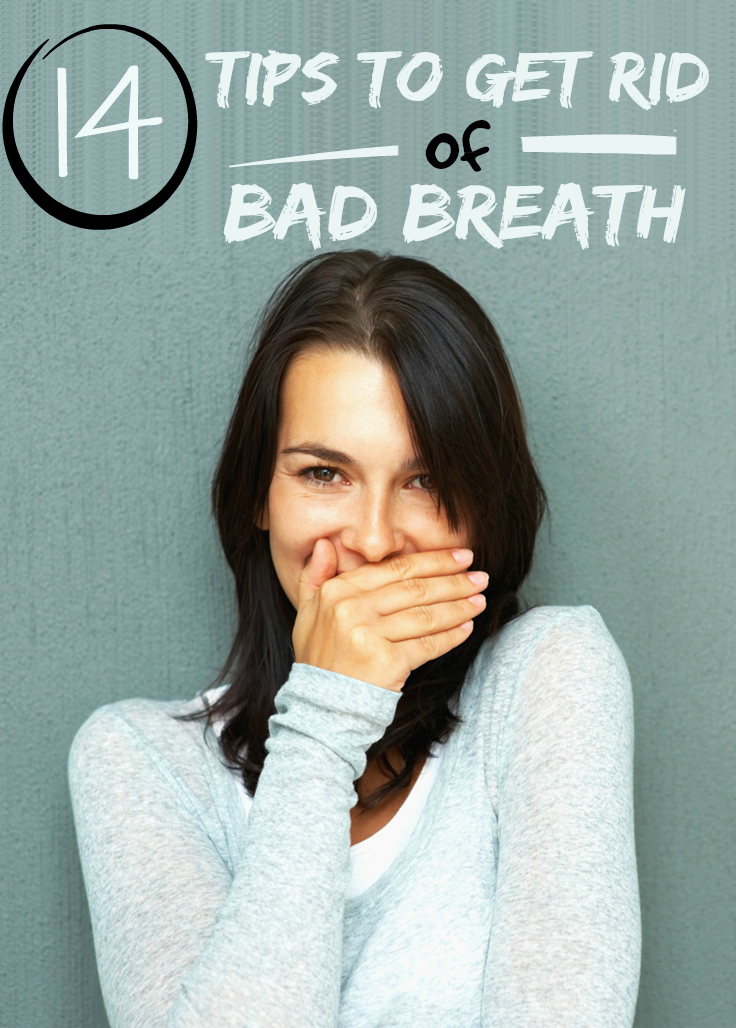 14 tips to get rid of bad breath healthamania for How to get rid of fish odor syndrome