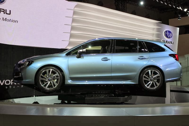 new car releases 2013 philippinesTokyo Motor Show 2013 Subaru Goes Levorgand Its Coming to the