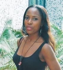 Nigerian blogger mogul, Linda Ikeji  celebrates in style