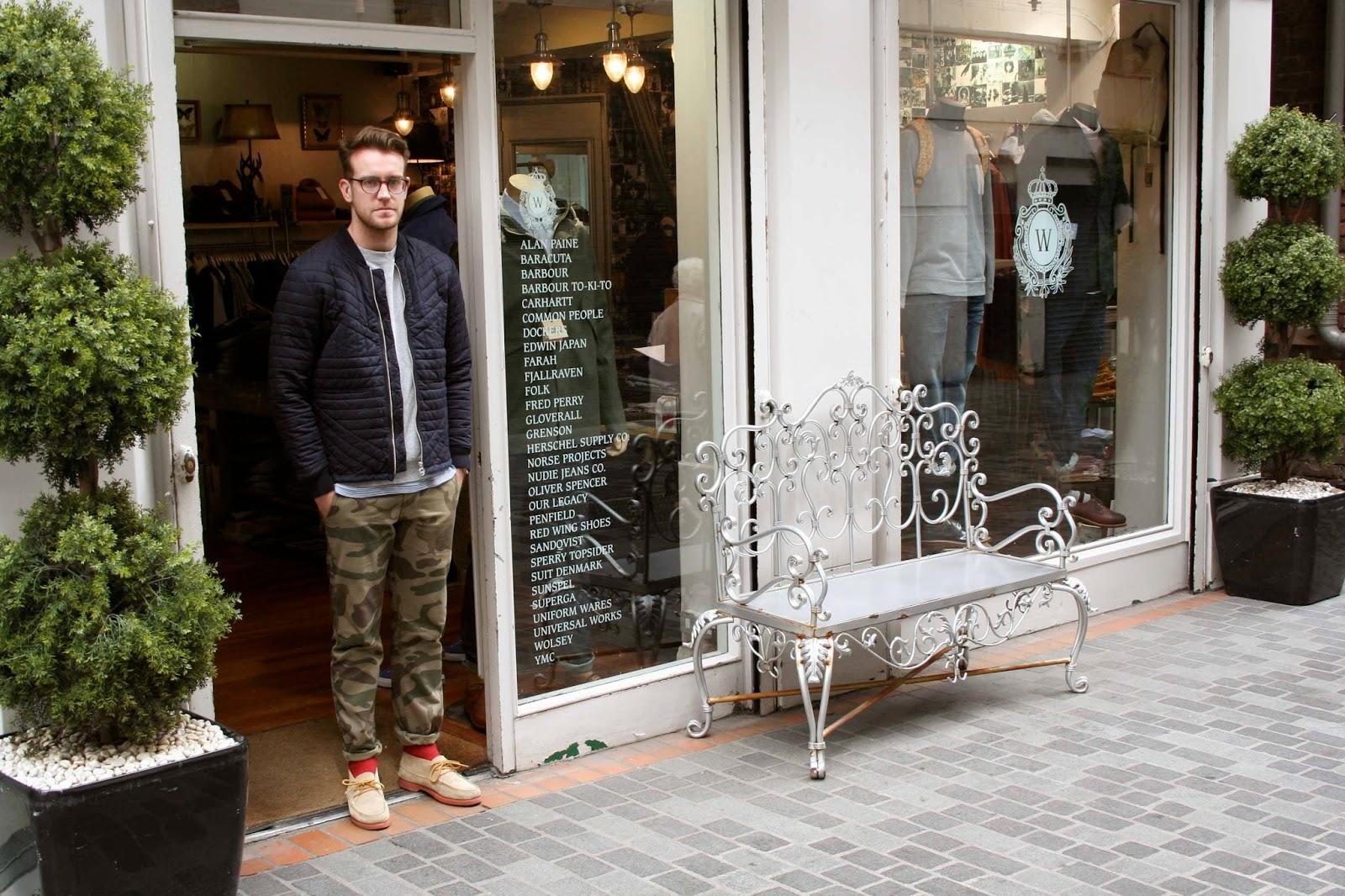 Weavers Door Liverpool