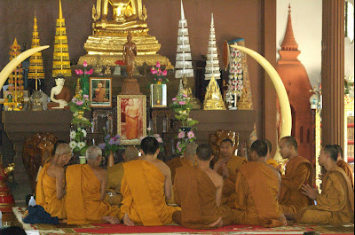Thailand, isaan, buddhism, thai buddhism, thainess