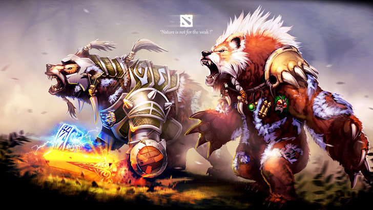 Sylla Lone Druid Set Dota 2
