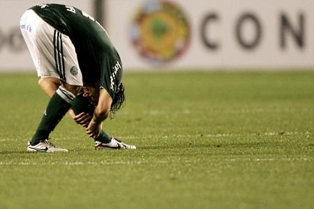 Valdivia do Palmeiras e sua contusões