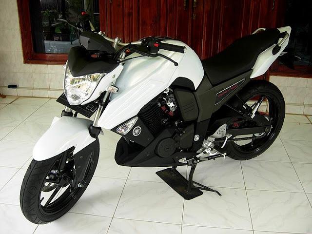 Modif Yamaha Byson Monster