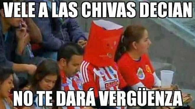 Memes de las Chivas