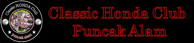 Classic Honda Club * Puncak Alam *