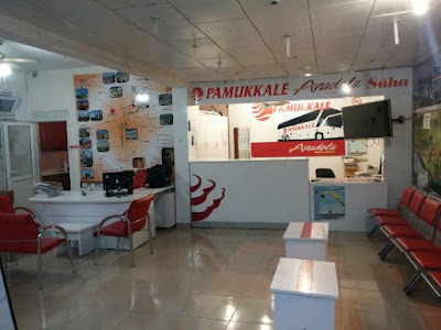 pamukkale to airport shuttle transfer office