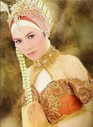 Kebaya Muslim Modern