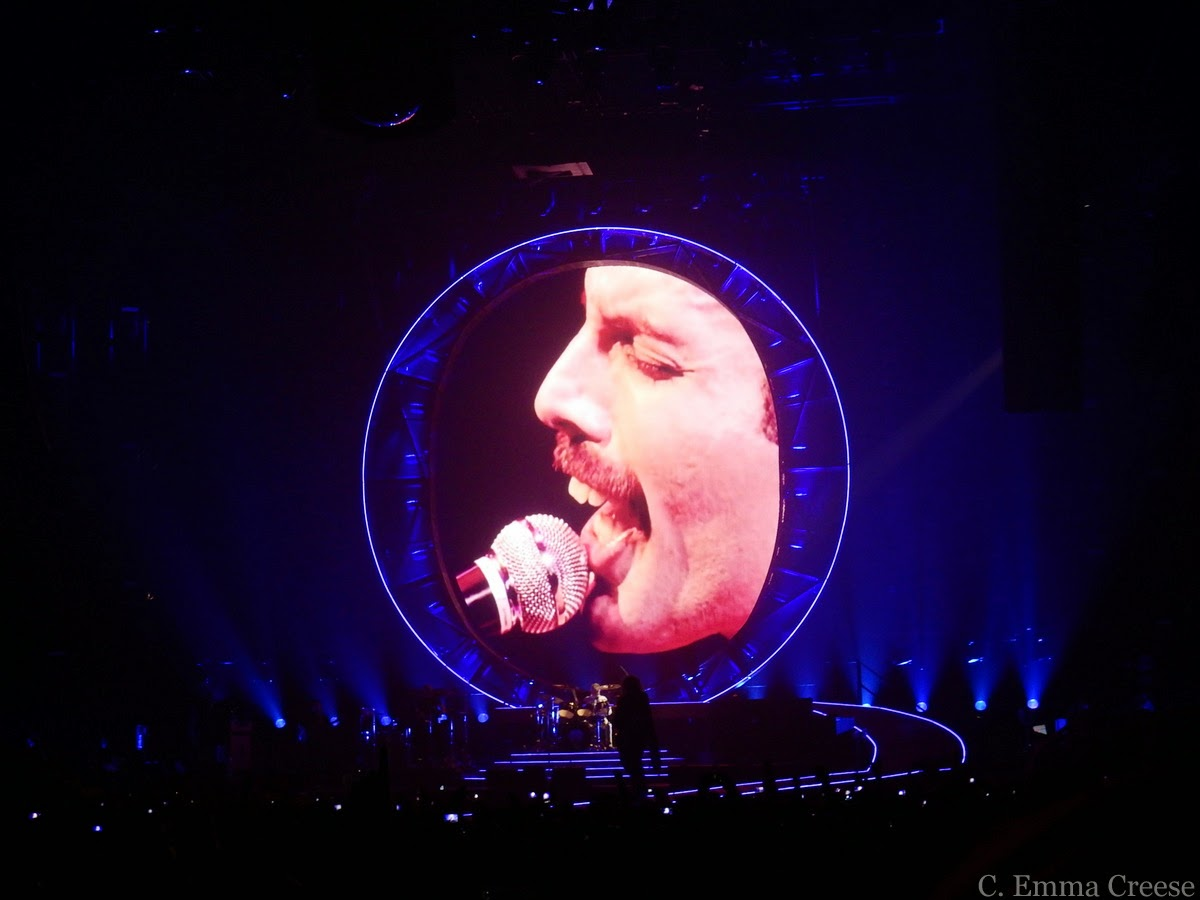 Queen + Adam Lambert. - Adventures of a London Kiwi