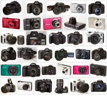 Kamera Canon 2013
