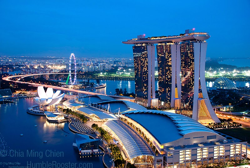 singapore 5 star hotels marina bay sands singapore