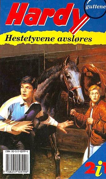 Hestetyvene avsløres