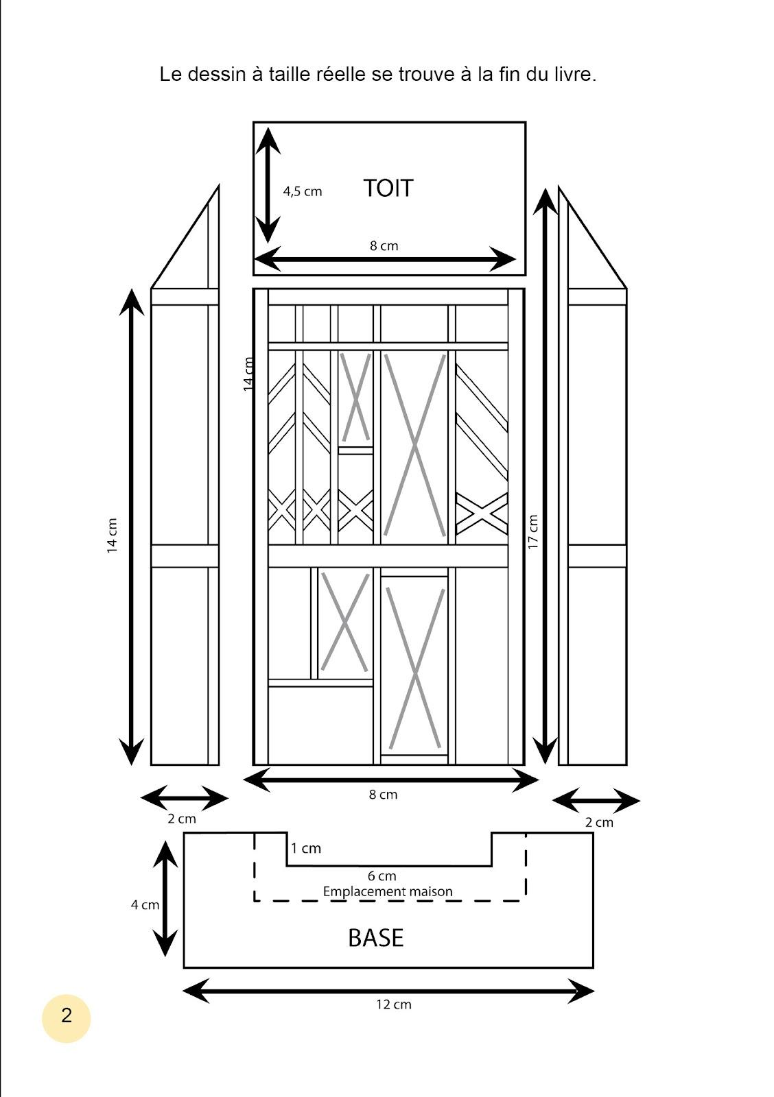 la vie en carton comment cr er une maison en carton. Black Bedroom Furniture Sets. Home Design Ideas