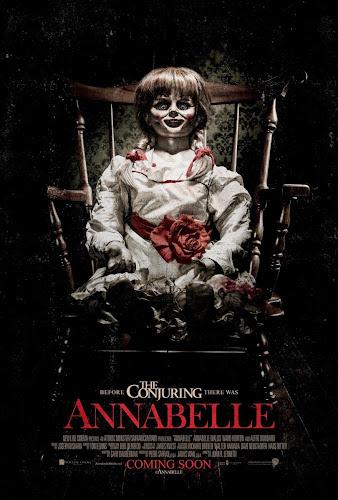 Annabelle (BRRip 1080p Dual Latino / Ingles) (2014)