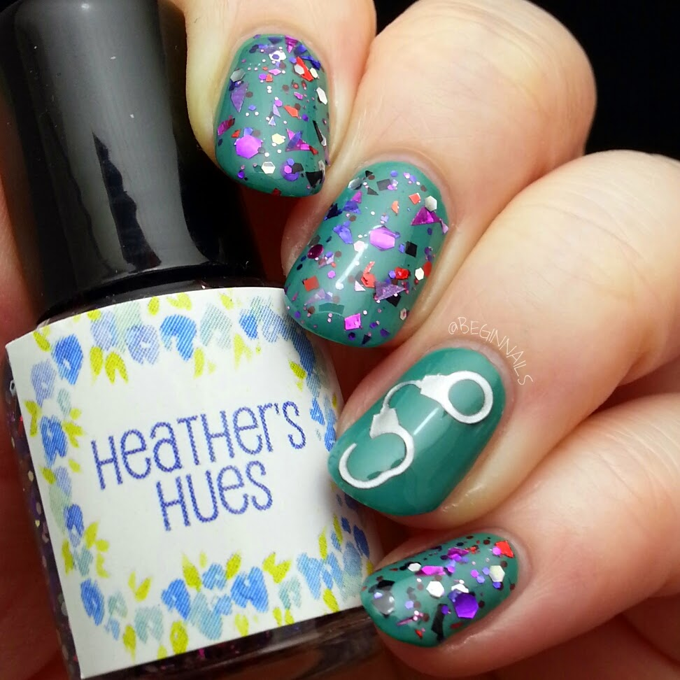 Let\'s Begin Nails: February 2015