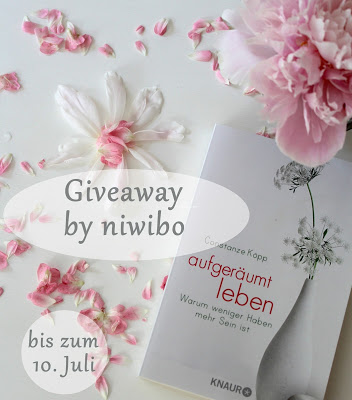 Give Away bei Nicole