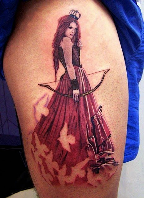 5 Best Tattoo Ideas On Leg