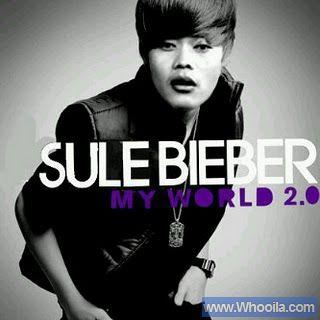 Justin Bieber sule bieber