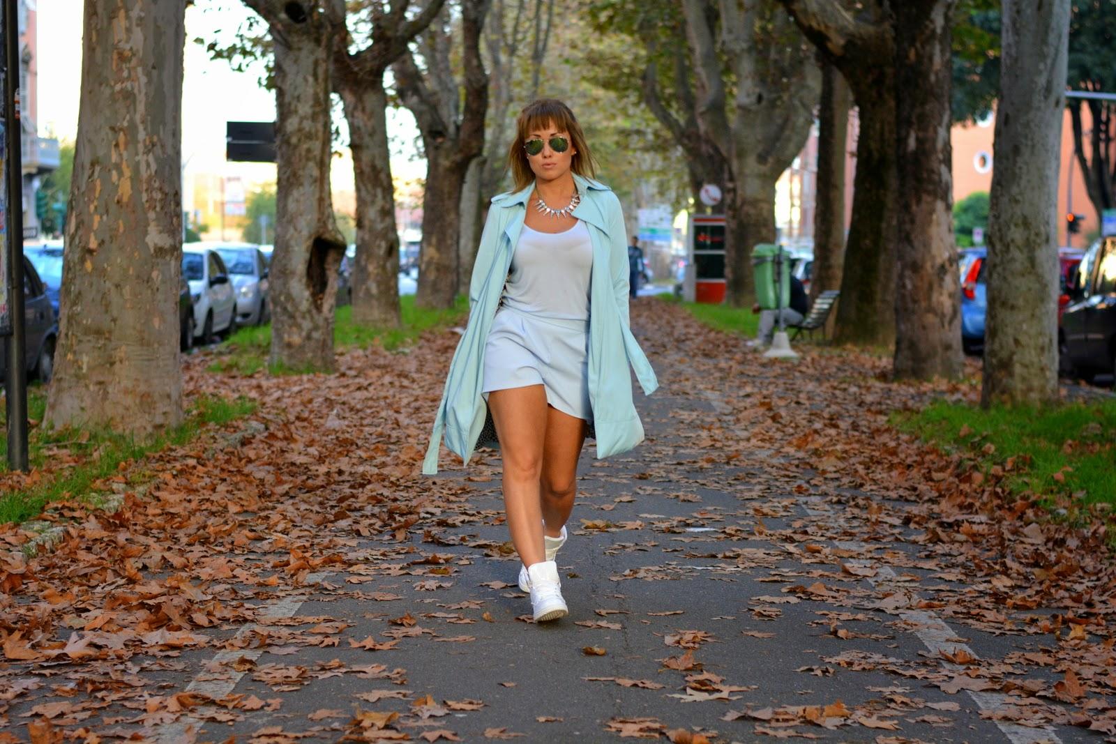 Shades of Blue - Jessica Neumann -  Culture & Trend Fashion Blogger Italia