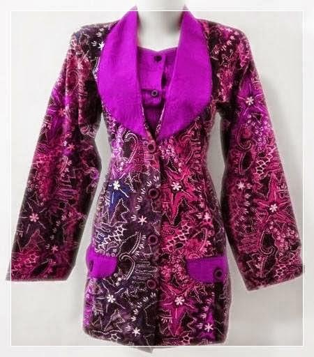 Foto Baju Batik Resmi