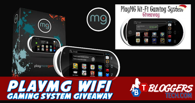 PlayMG WiFi Gaming System