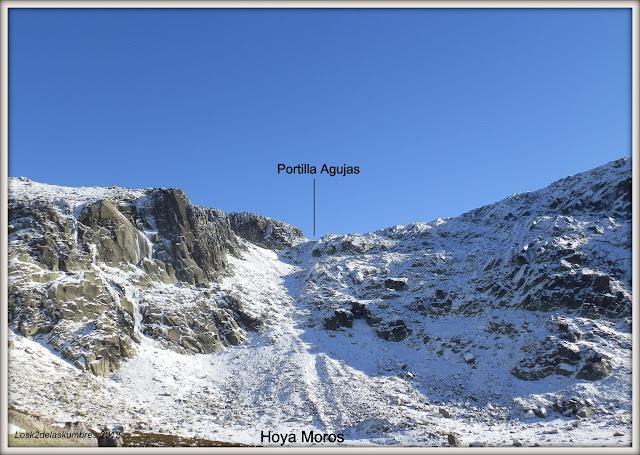 Portilla de las Agujas, Sierra de Bejar