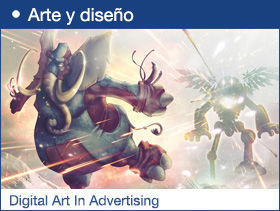 Digital Art In Advertising