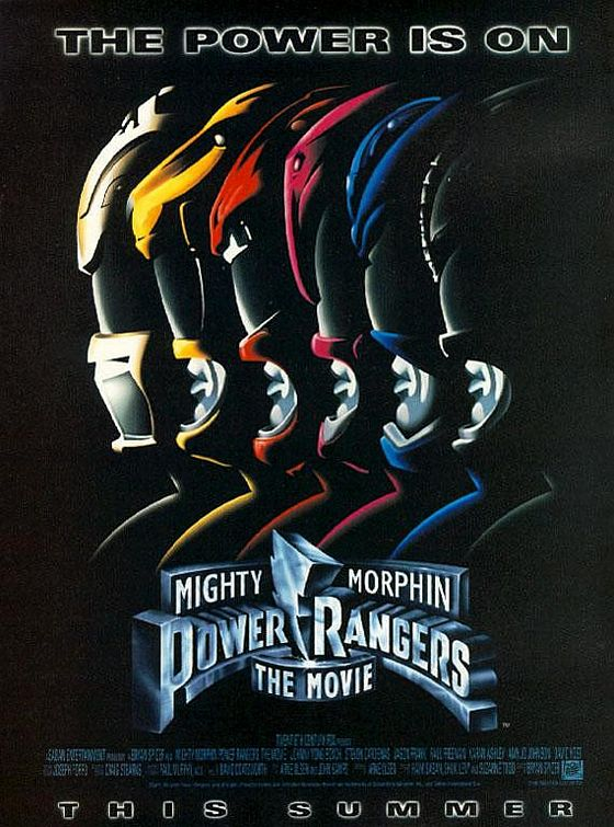 Games Of The Beast Power Rangers Mighty Morphin Completo Avi