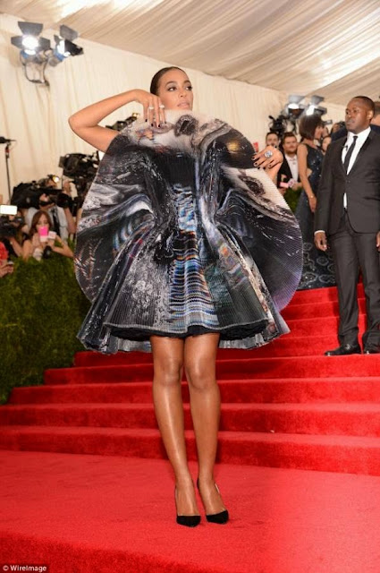 met gala 2015 solange knowles dress